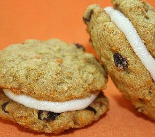 CARROT CAKE COOKIE Edibles